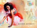 Bonnie Bennett ❤ - bonnie-mccullough-bennett wallpaper