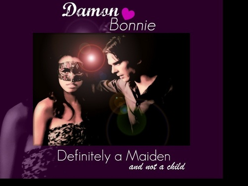Bonnie&amp;Damon  - bonnie-mccullough-bennett Wallpaper