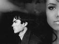 Bonnie&Damon ❤ - damon-and-bonnie wallpaper
