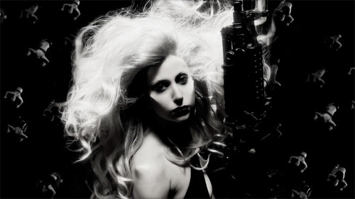 Born This Way Video - foto
