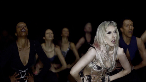 Born This Way Video - Photos