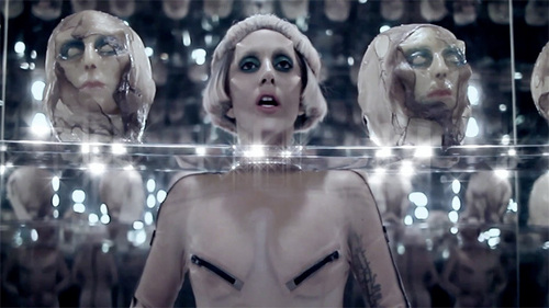 Born This Way Video - các bức ảnh