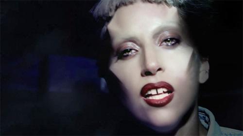 Born This Way Video - fotografias