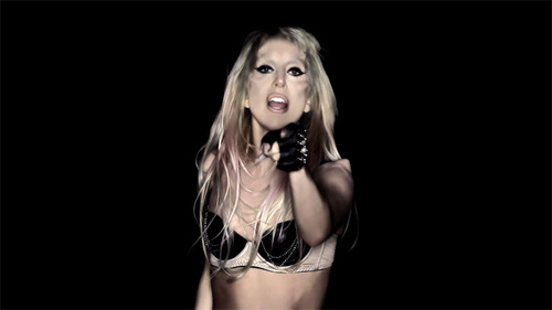 Born This Way Video - foto's