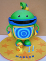 Bot Cake - team-umizoomi photo
