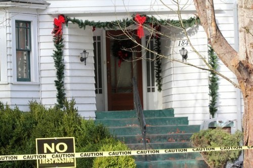 Breaking Dawn Filming News: foto Of The Bella's House & Jacob's House