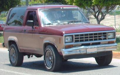 Bronco II (84-90)