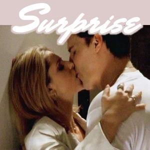 Buffy & Angel kisses ♥