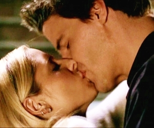 Buffy & Энджел kisses ♥