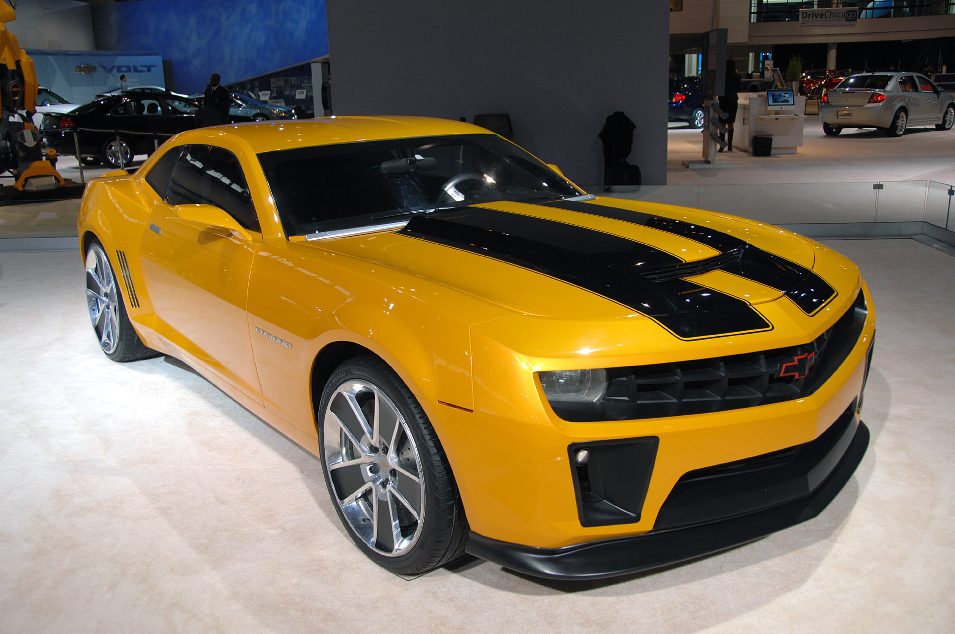 Chevy Images Blebee Camaro Hd Wallpaper And Background Photos