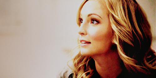 Caroline Forbes wallpaper containing a portrait titled CAROLINE