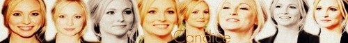 Candice banners!