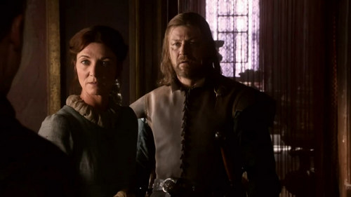 Catelyn & Ned Stark
