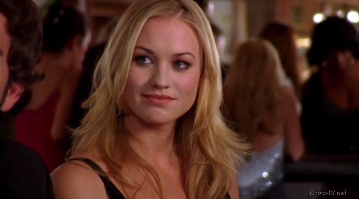 Yvonne Strahovski images Chuck 1x11 wallpaper photos ...