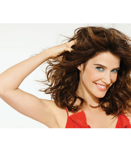 Cobie - Redbook Foto Shoot