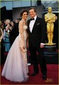 Colin Firth - Oscars 2011 Red Carpet