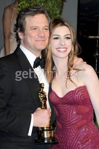 Colin Firth fond d'écran entitled Colin Firth - Oscars 2011