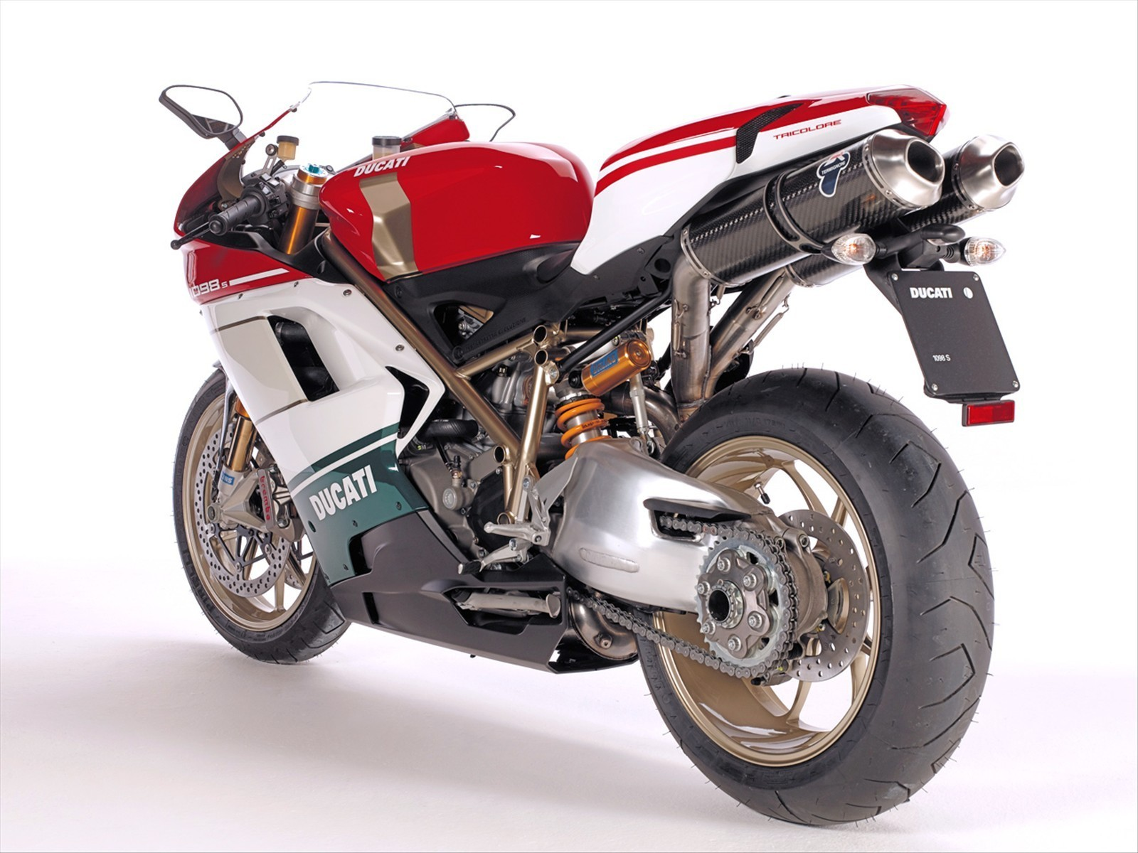 Ducati Entertainment System