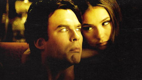 Damon/Katherine