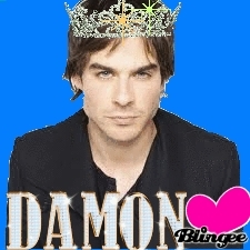 Damon salvatore I made this want me 2 make u one?