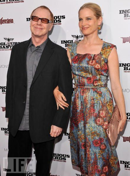 bridget fonda with husband, danny elfman | fanboard ...