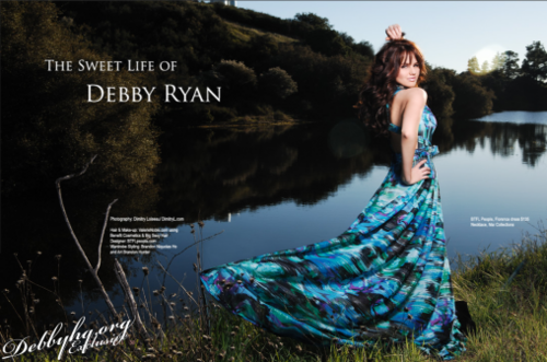 Debby Photoshoot NEW