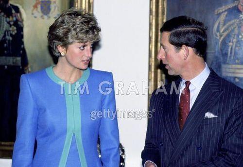 Diana In Canada