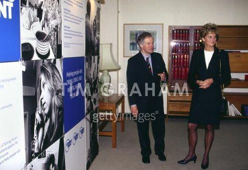 Diana Patron Drugs Charity