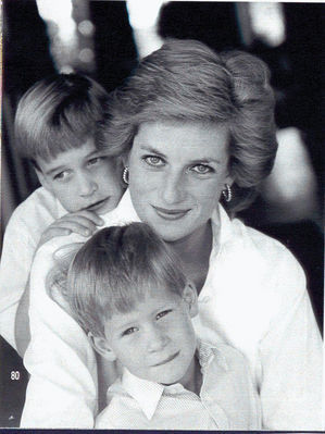 princess diana charity