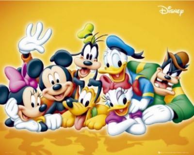ディズニー Characters =]