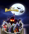 Disney Hallowen 2011 - disney-villains fan art