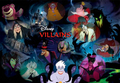 Disney Villains 2011 - disney-villains fan art