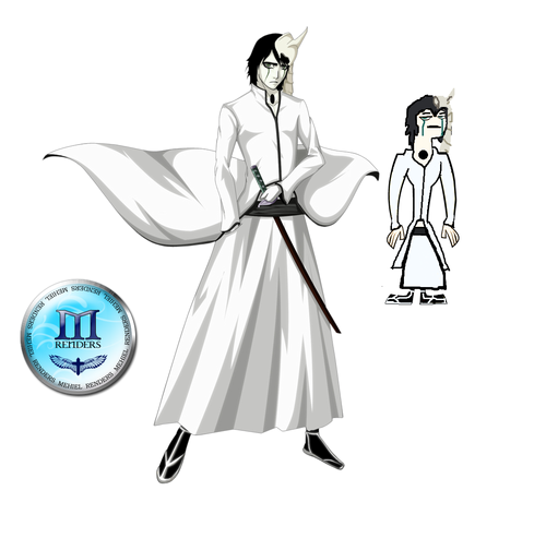 Duncan As Ulquiorra From Bleach
