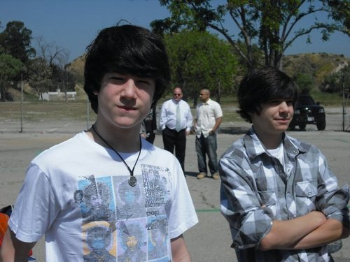 Dylan and braeden
