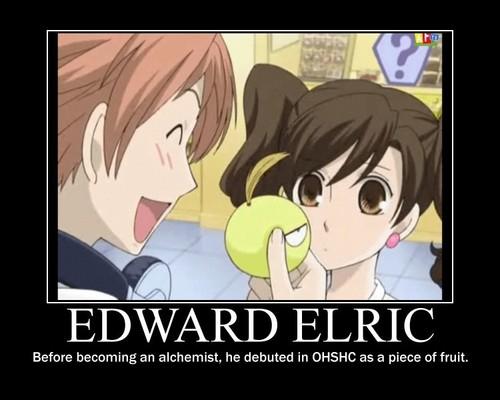 Edward Elric - OHSHC