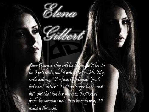 Elena Gilbert ❤