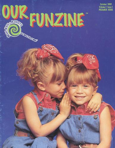 Funzine - Volume 1 Issue 1