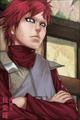 Gaara - gaara-of-suna fan art
