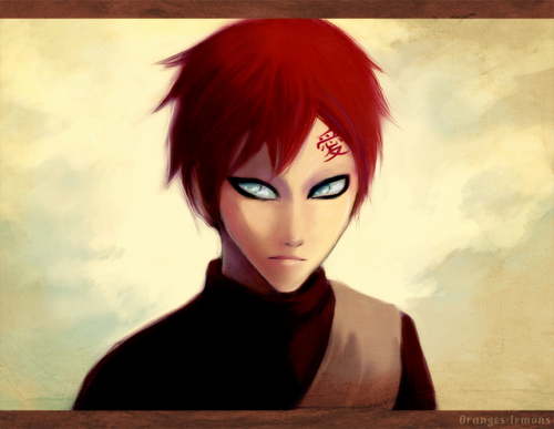 Gaara of Suna wallpaper titled Gaara