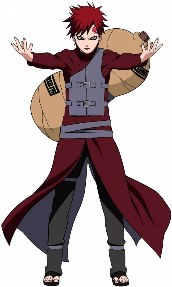 gaara naruto - photo #36