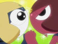 Giroro and Tamama (Ep206B) - sgt-frog-keroro-gunso photo