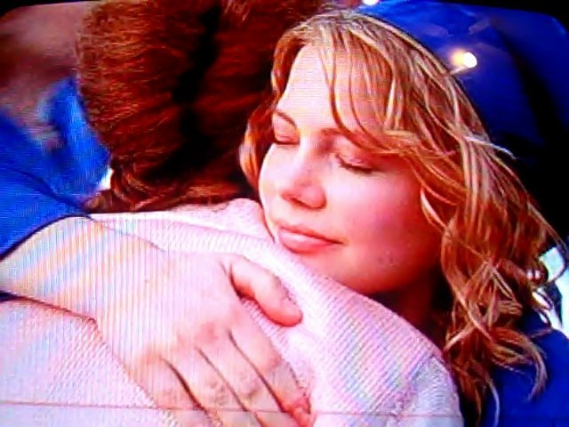 dawsons creek crying. hugging - Dawson#39;s Creek