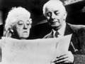 Great Friends and Greater Loves, Husband and Wife, Mr. Stringer Davis and Dame Margaret Rutherford  - dame-margaret-rutherford photo