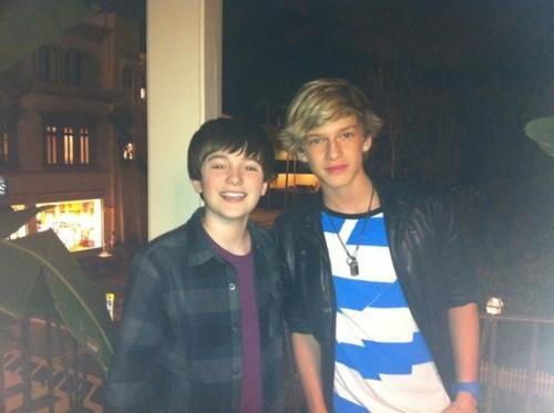 Greyson& Cody Simpson