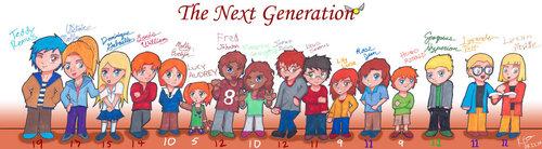 HP volgende Gen