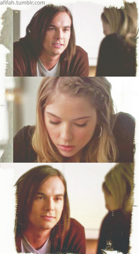 Hanna/Caleb <3