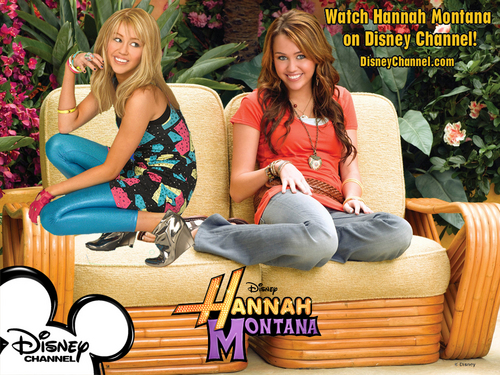 Hannah Montana Forever Exclusive ディズニー BEST OF BOTH WORLDS 壁紙 によって dj!!!