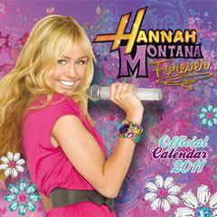 Hannah exclusivev calender