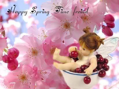 Happy Springtime Princess