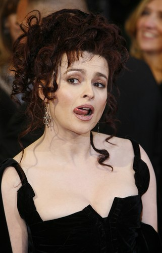 Helena Bonham Carter@The Academy Awards